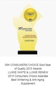 Luxxe White – Enhanced Glutathione – Frontrow International UAE